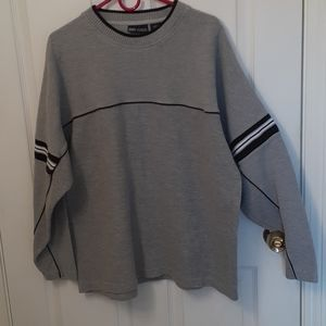 Men's Faded Glory Authentic Long Sleeve Sweater.